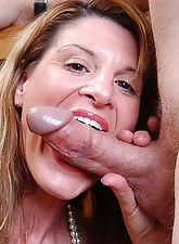 Sexy Senior Swinger Slut