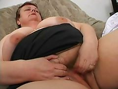 Hairy pussy hungry for cock