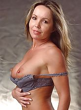 Mature horny honey does it in all the positions