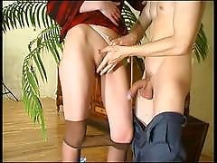Flora&Timothy red hot mature action