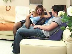 Shenythia&Adam awesome mom on video